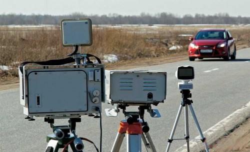 Нижегородцы пожаловались в Госдуму на передвижные камеры ГИБДД