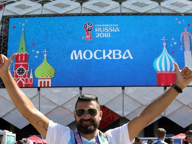 Российская действительность шокировала американских журналистов