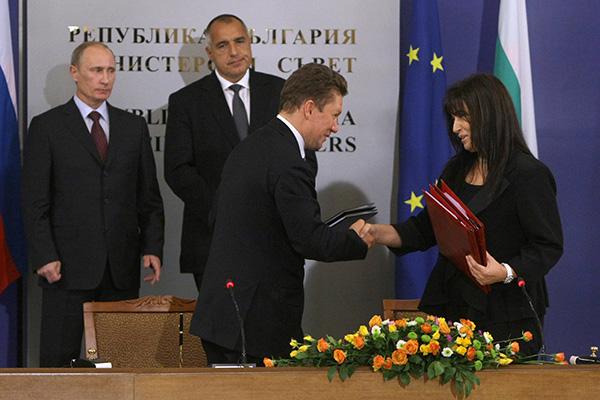 Последний газовый шанс для Болгарии
