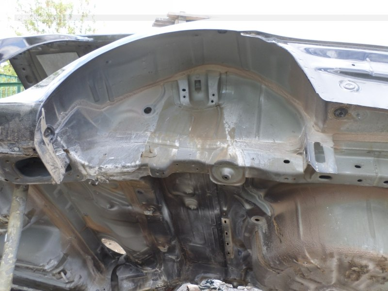 Кузовной ремонт шкода октавия своими руками