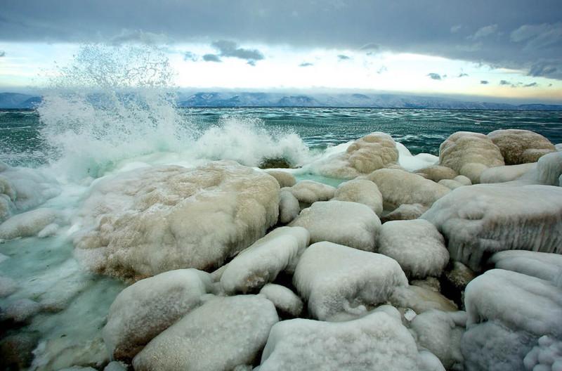 Чарующие фото Байкала