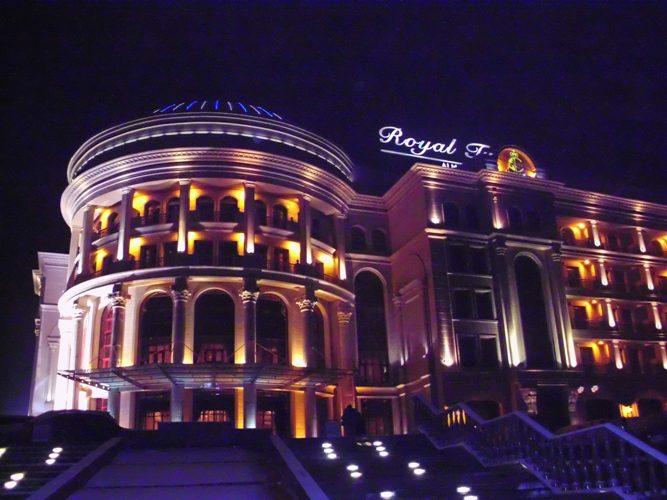 ROYAL  в Алматы