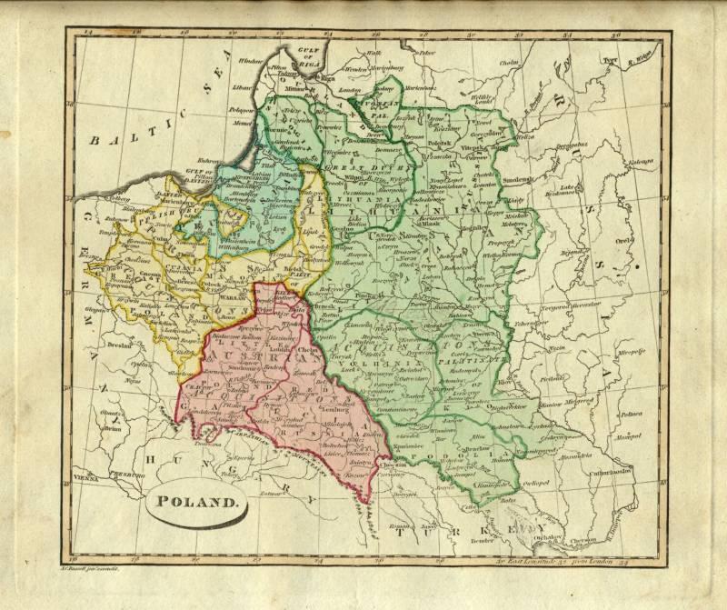 Где же границы Польши? Русск…