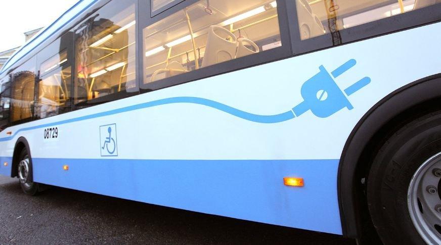 Первые электробусы с бесплатным проездом выйдут на маршруты Москвы первого сентября