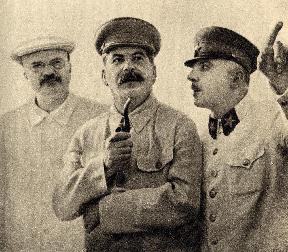 Что делал Сталин в первую неделю войны
