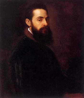 Тициан. Портрет Антонио Ансельми