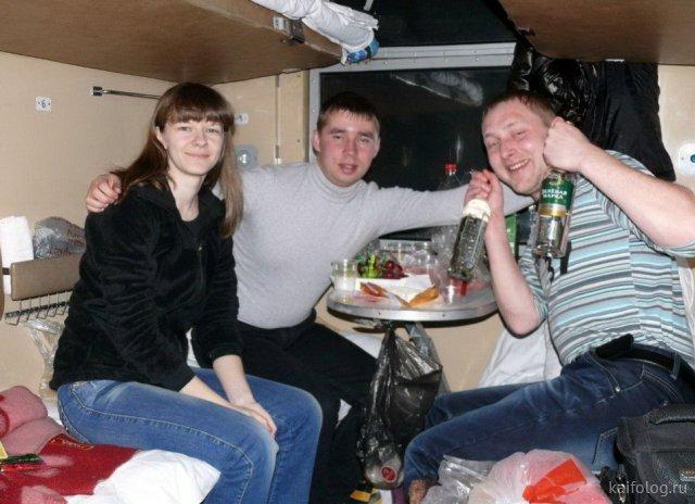 Ад и мрак российских поездов
