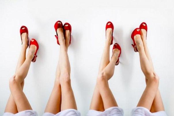 Почему появилась мода на бритые женские ноги?