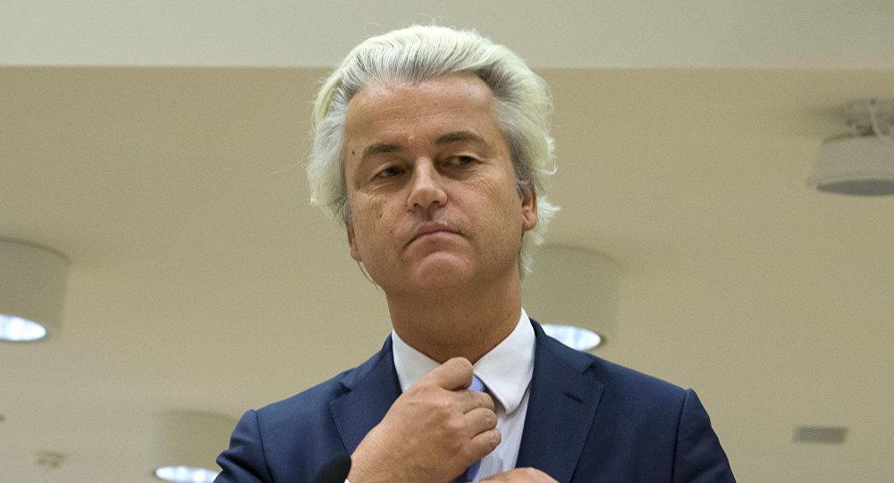 Правый голландский политик намерен бороться с русофобией