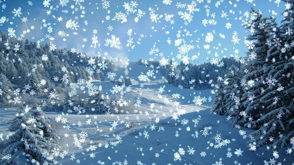 """Зимнее настроение: П.И Чайковский - """"Вальс снежинок"""" из балета """"Щелкунчик"""""""