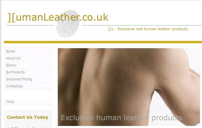 Третий Рейх и Ильзе Кох не умерли: британская фирма по продаже изделий из человеческой кожи процветает