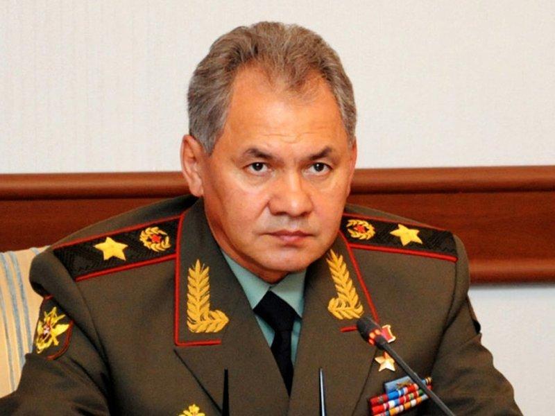 Сергей Шойгу отмечает день р…