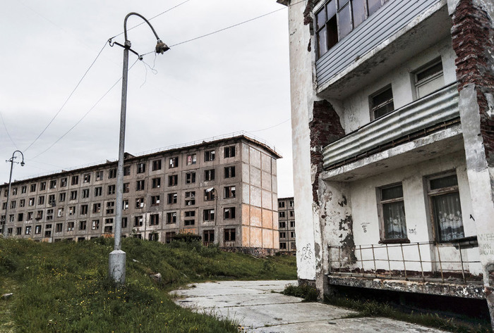Заброшенная Россия Россия, Фотография, Урбанфакт, Длиннопост