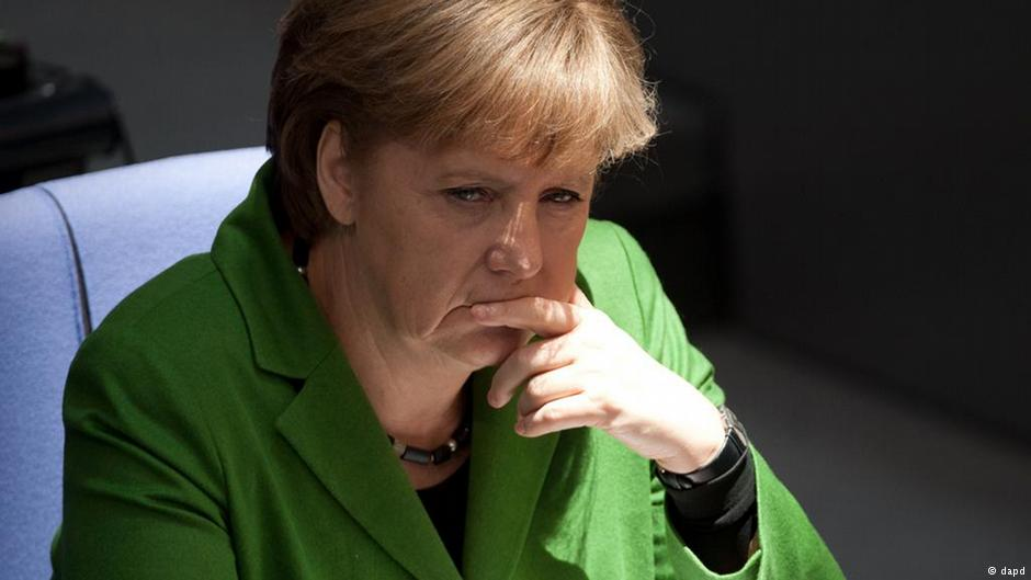 Меркель может лишиться места…