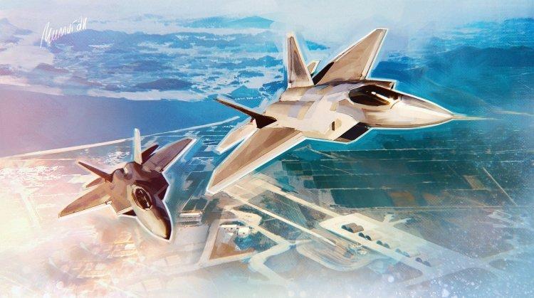 Российский Су-35С взял на пр…
