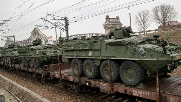 Пражские активисты хотят помешать движению конвоя НАТО