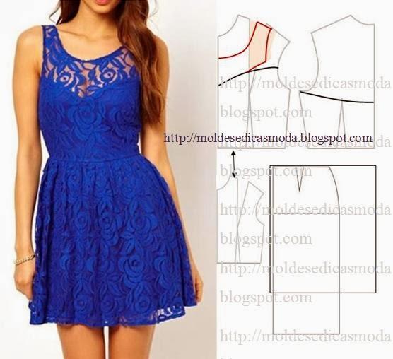 Сшить платье своими руками фасоны 104