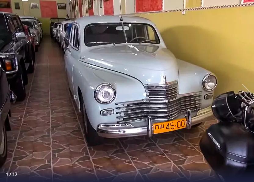 Шейхам на зависть: у армянского депутата нашли гигантскую автоколлекцию