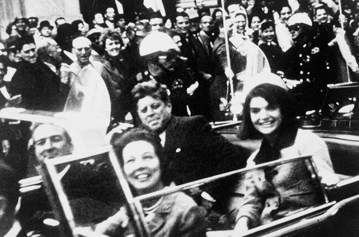 Загадочные обстоятельства убийства Джона Кеннеди
