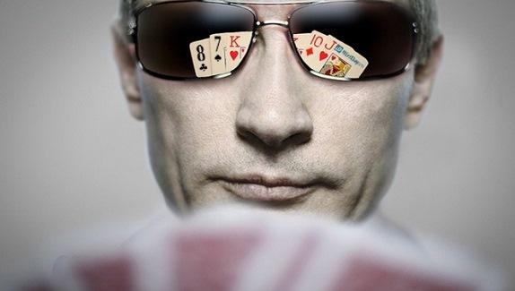 В американской предвыборной колоде появился Владимир Путин