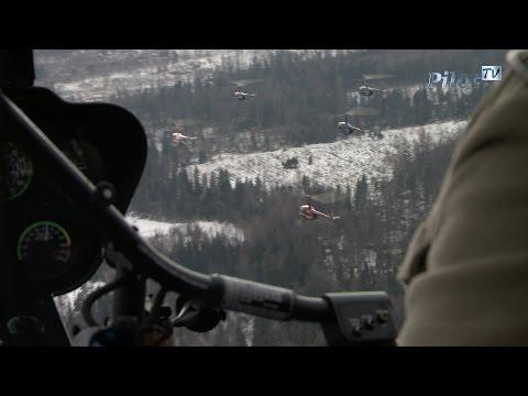 Пилот ТВ: Подготовка к мировому рекорду полета формацией.