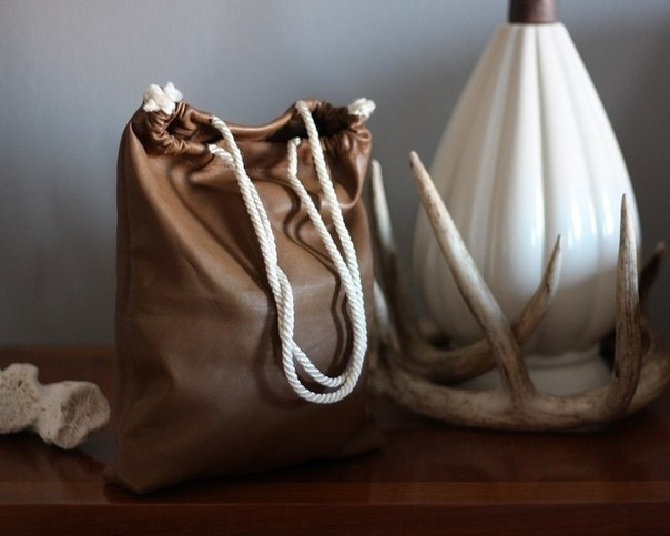 Два мастер-класса простых, но необычных сумок (Diy)