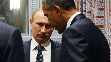 Обама позволил России вытолкнуть США