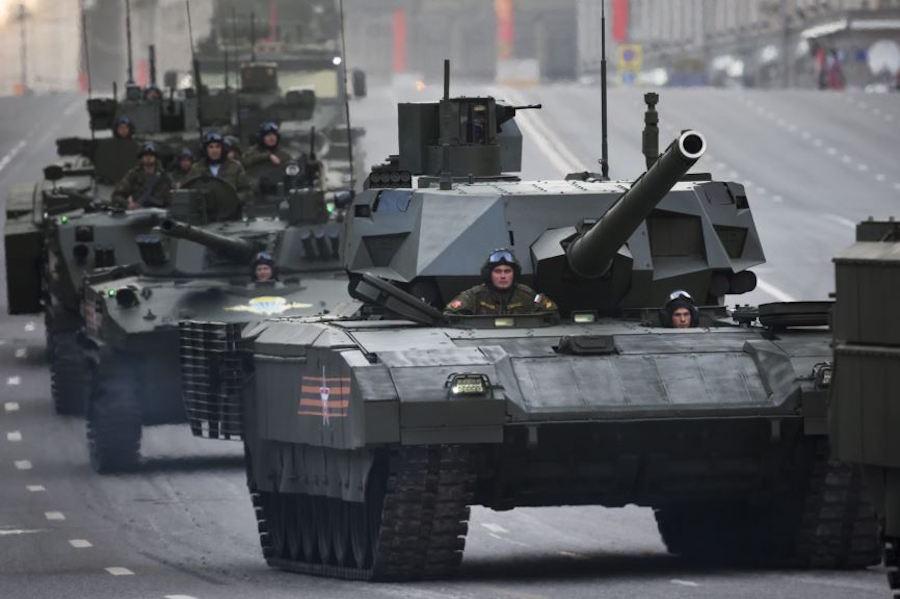 Боеспособная армия Путина?