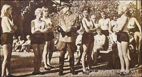 «Ordnung muss sein»! Немецкие военные бордели (18+)