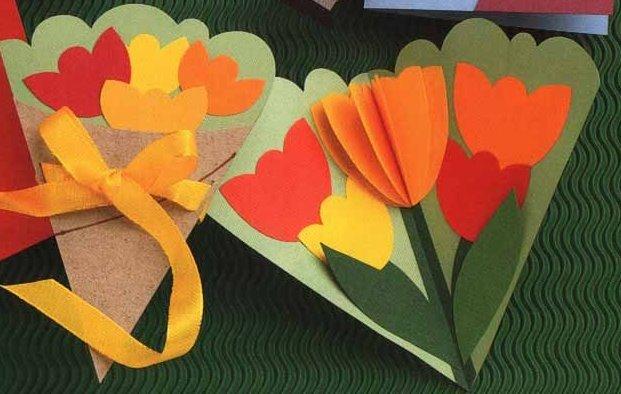 Цветочная композиция из искусственных цветов своими руками