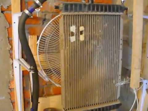 Вентилятор для конвектора своими руками
