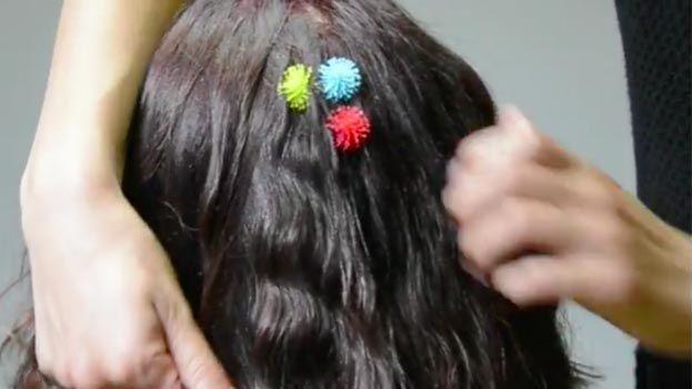 Bunchems, игрушка оставляющая маленьких девочек без волос, игрушка путается в волосах, из-за игрушки обрезать волосы, игрушка застревает в волосах