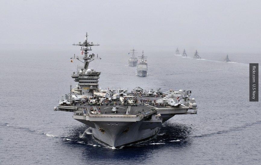 В состав ВМС США вошел корабль-невидимка USS Tulsa