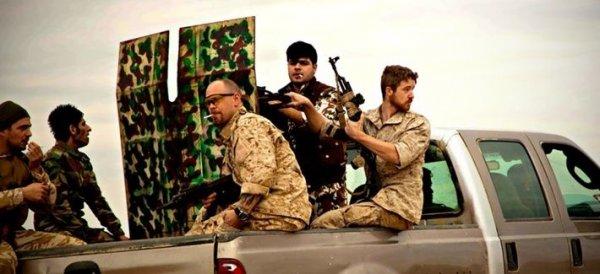 Добровольцы из США, воюющие против ИГИЛ