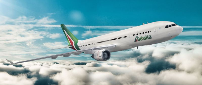 Авиакомпания Alitalia получи…