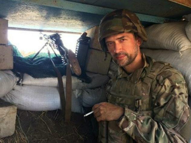 Всех убрать с дороги: актер Пашинин рассказал, зачем пошел в украинские каратели