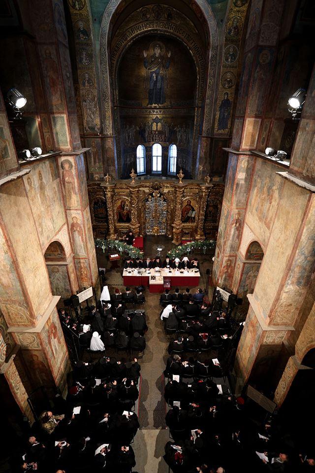 Покушение на каноническое православие. Изменники против истинно верующих