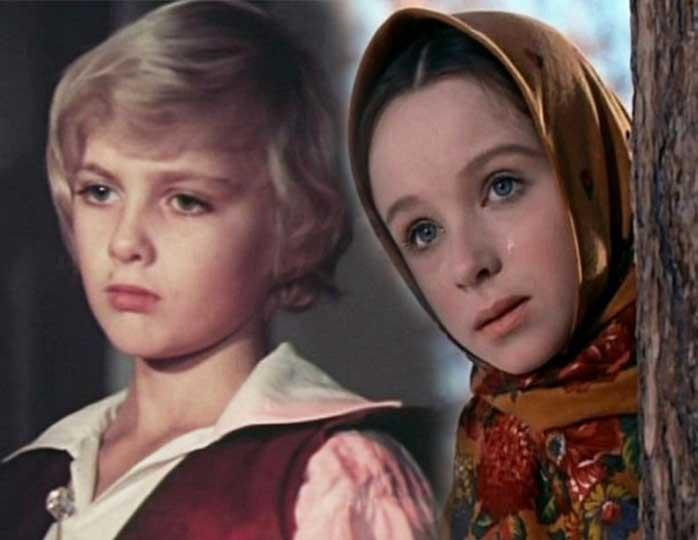 Какими стали самые красивые дети советского кино