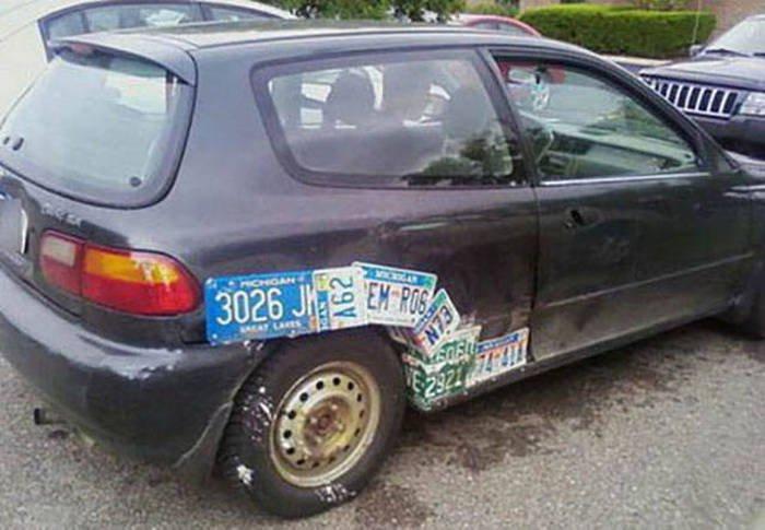 Дорогая, я починил машину (30 фото)