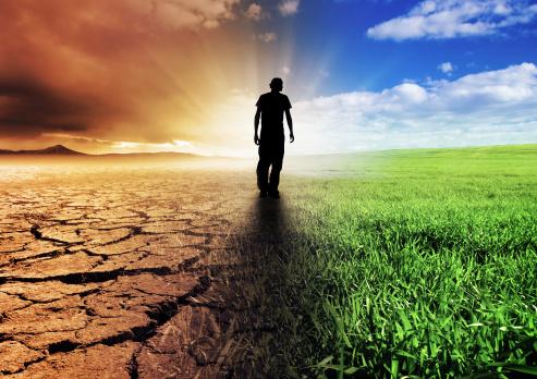 Об изменении климата снова г…