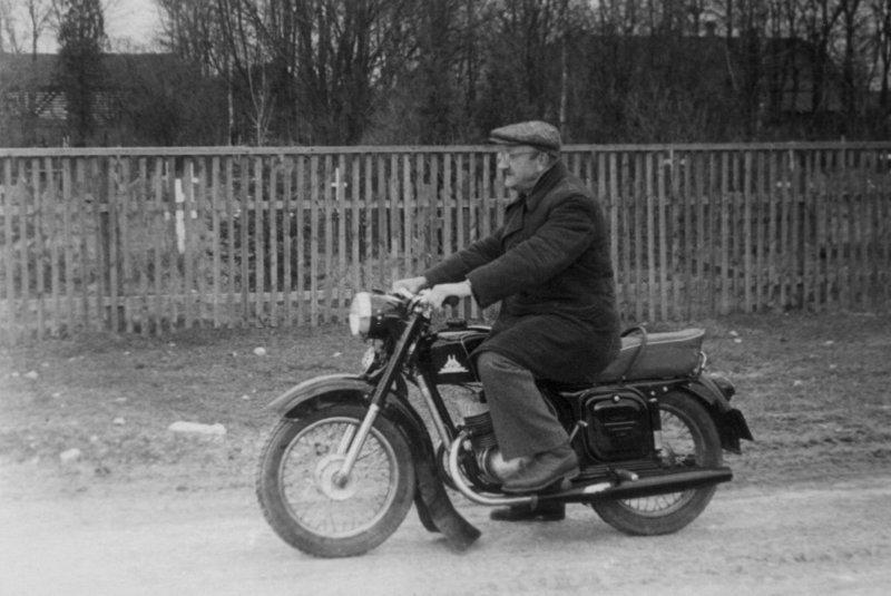 Реставрация мотоцикла К-175 Ковровец