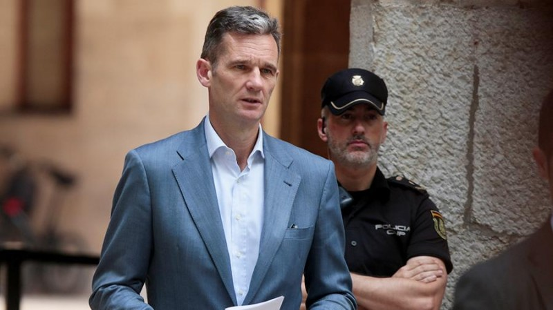 Зять короля Испании выбрал женскую тюрьму