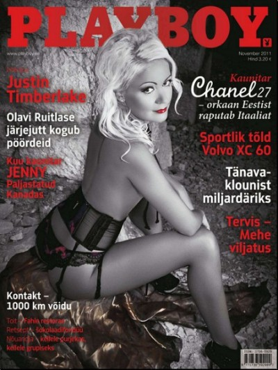 Playboy #11 (November/2011/Estonia)