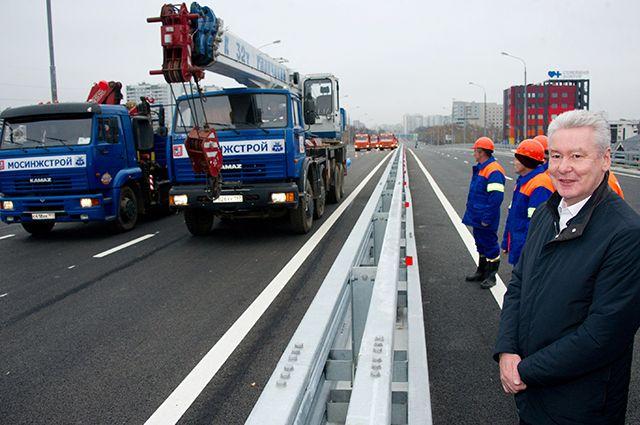 Когда в Москве откроют развязку на Профсоюзной улице?