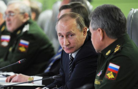 В связи с последними заявлениями Трампа, Путин дал новые указания российским военным