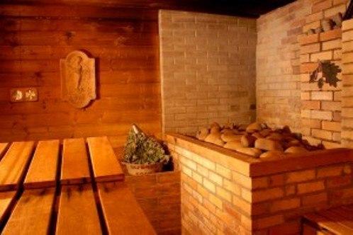 Каменные печи в баню