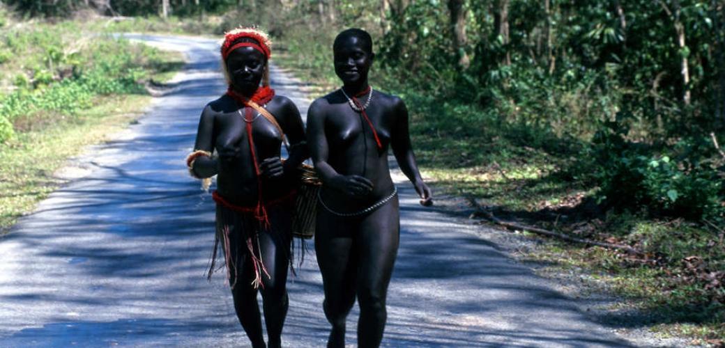 Люди из прошлого: Джаравы из Андаманских островов