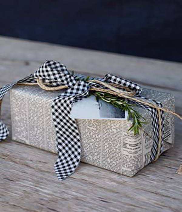 Как красиво упаковать подарок— 10 крутых идей