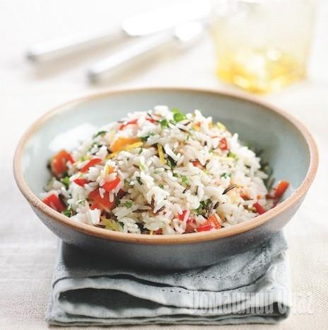 Постные рецепты с рисом