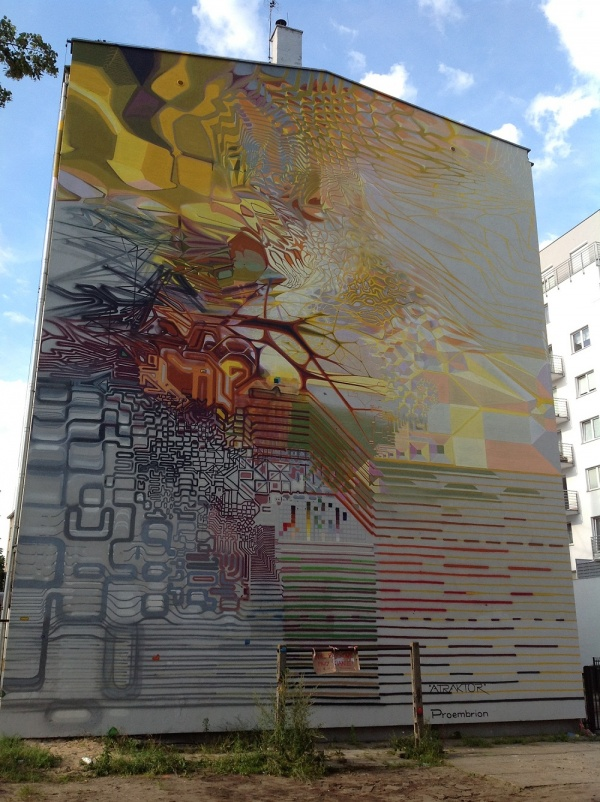 Самое крутое, что было нарисовано или найдено на стенах городов мира за месяц